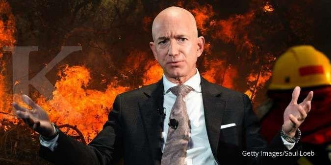 5 Nasihat Jeff Bezos buat yang ingin mulai berbisnis, mari simak agar bisnis sukses
