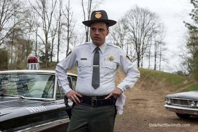 Film The Devil All The Time di Netflix, Sebastian Stan coba hal berbeda dalam akting