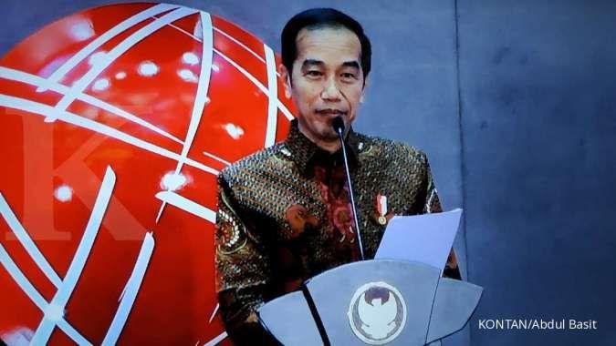 Jokowi: Ini saatnya lakukan reformasi lembaga keuangan non bank