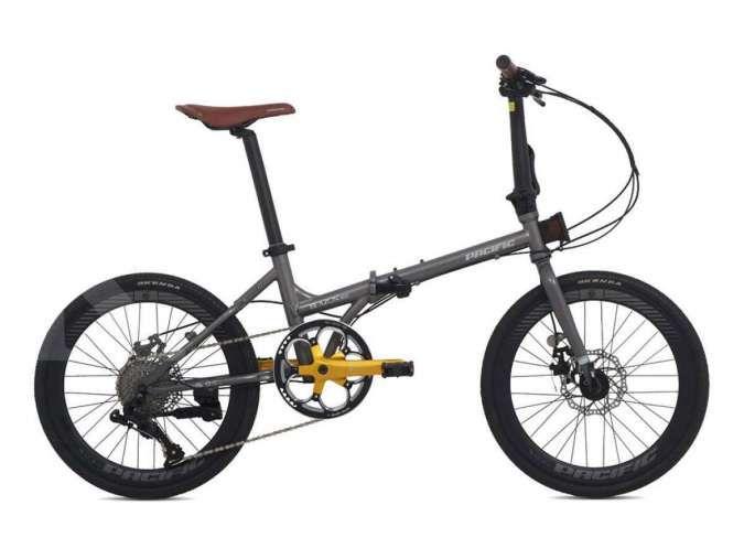Desain klasik dan ringan! Ini harga sepeda lipat Pacific Blazon 300 yang baru dirilis