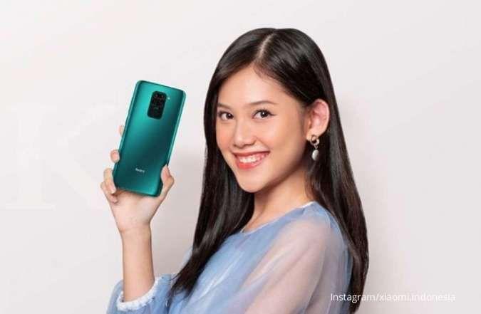 Cek harga HP Xiaomi Redmi terbaru, ada banyak pilihan HP Rp 1 jutaan