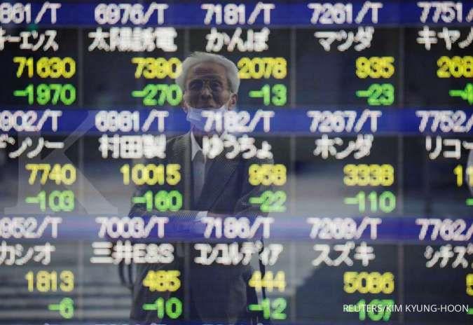Harga minyak melonjak, bursa Asia cenderung hati-hati di awal perdagangan hari ini