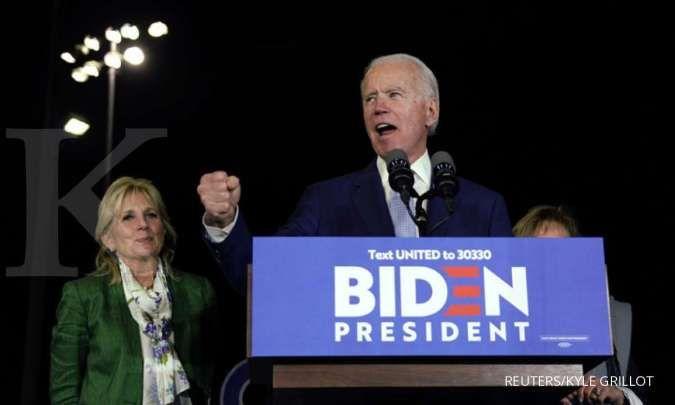 Hacker China dan Iran targetkan tim kampanye Joe Biden dan Donald Trump