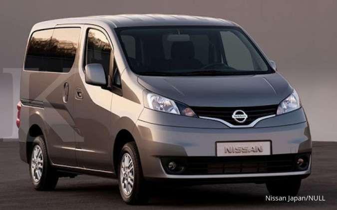 Harga mobil bekas Nissan Evalia sudah ramah di dompet, hanya Rp 60 juta per Mei 2021