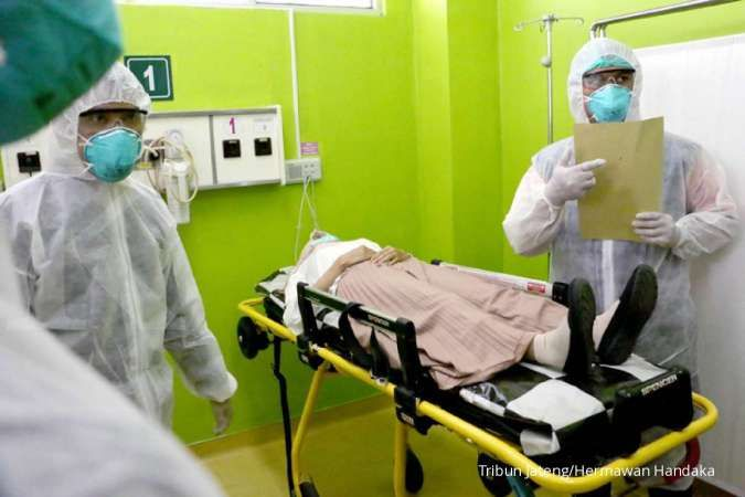 Empat pasien covid-19 di Semarang dinyatakan sembuh dan boleh pulang