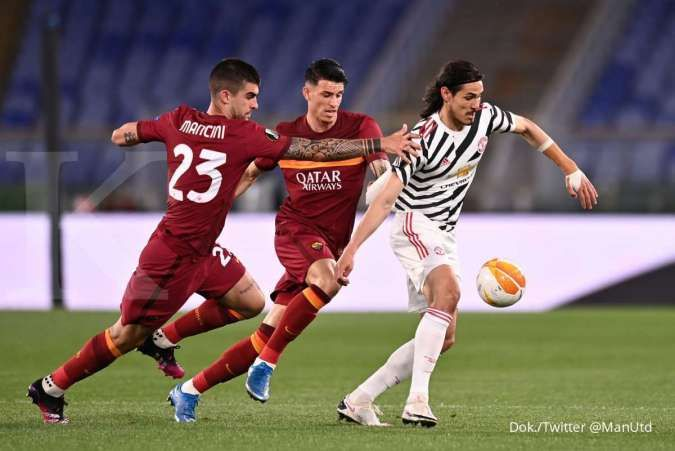 Jelang laga Inter Milan vs Roma di Liga Italia Serie A