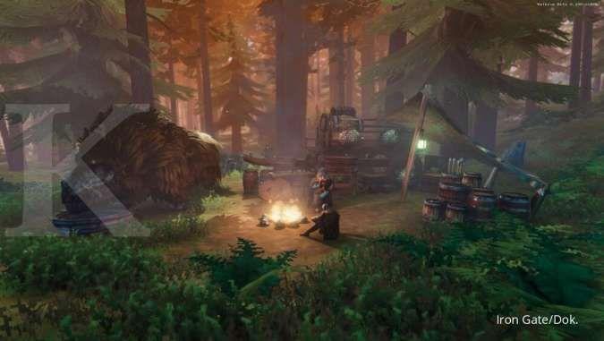 Mengenal Valheim, game survival bertema Viking yang sedang digandrungi