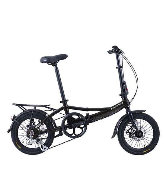 Hadir dengan warna baru, harga sepeda lipat United Roar ramah di kantong