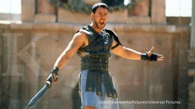 Aktor film Gladiator gabung Marvel Studios di film Thor: Love and Thunder