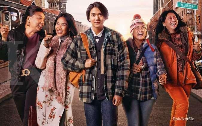 Film-film Indonesia yang baru di Netflix, rekomendasi tontonan seru bulan Juni 2021