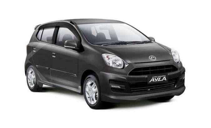 Kian murah, harga mobil bekas Daihatsu Ayla tahun segini mulai Rp 50 jutaan