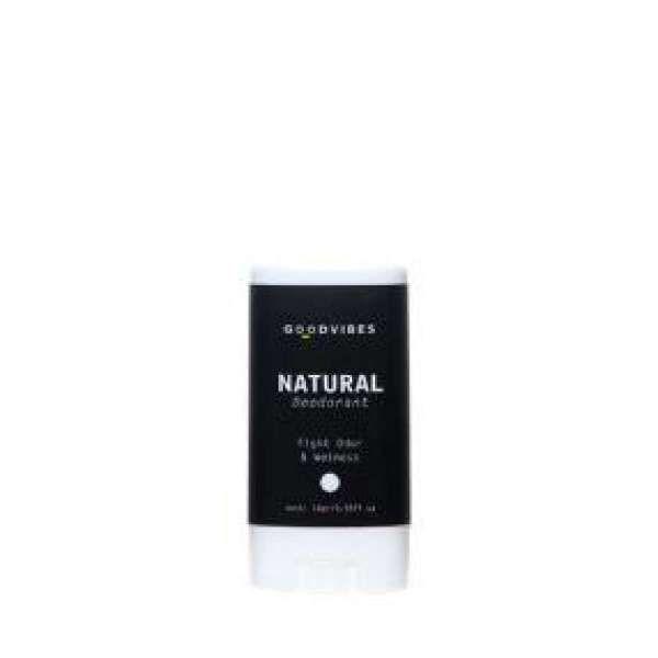 Good vibes natural deodorant