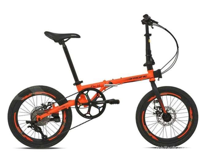 Ini daftar lengkap harga sepeda lipat Pacific Flux yang baru beredar di pasaran