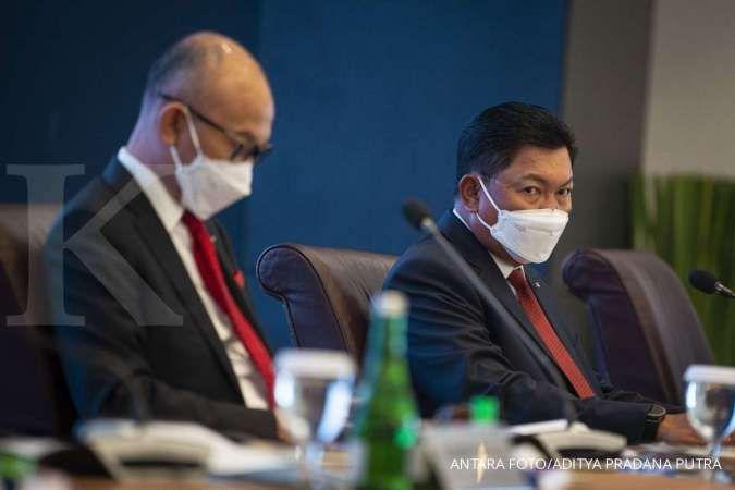 Bank Mandiri (BMRI) mencatat laba bersih sebesar Rp 5,9 triliun pada kuartal I 2021