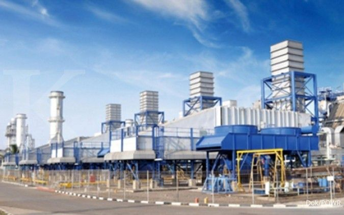 Konsumsi listrik kawasan industri turun, kinerja Cikarang Listrindo (POWR) loyo