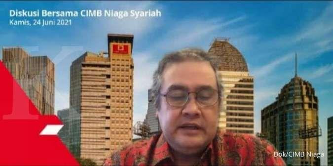 CIMB Niaga Syariah raup laba Rp 851 miliar di semester I-2021