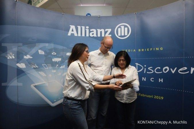 Nasabah Asuransi Allianz Life Indonesia tahun 2018 naik 4,7%