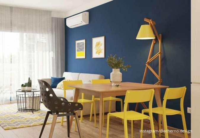 Yuk, Buat Suasana Rumah Makin Eyecatching dengan Warna Komplementer