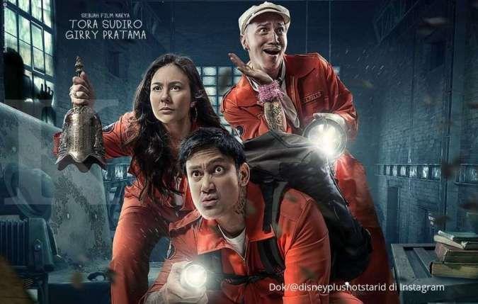 Tonton 2 film Indonesia terbaru ini di Disney+, cerita persahabatan & mengusir hantu