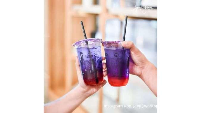 Promo GoFood hari ini 10 Juni 2021, ada minuman mulai Rp 14.000 dari Kopi Janji Jiwa