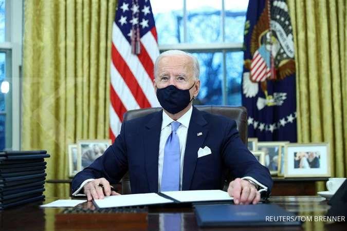 Gerak cepat, ini yang dilakukan Joe Biden untuk menumpas Cpvid-19