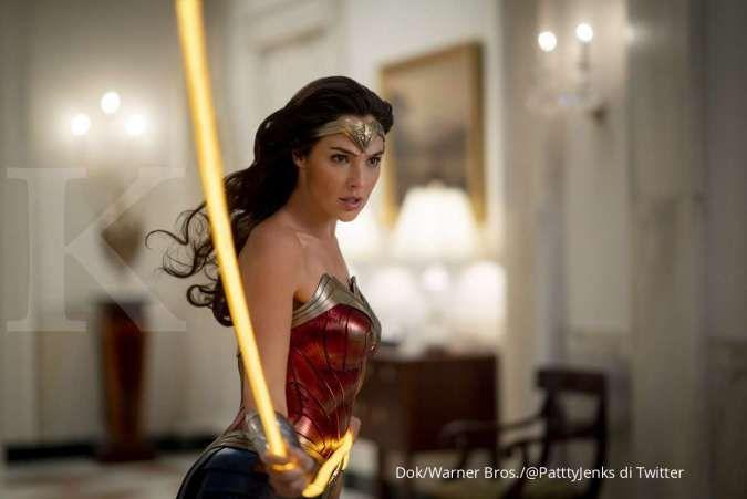 Inilah pesan Gal Gadot menjelang perilisan film Wonder Woman 1984.