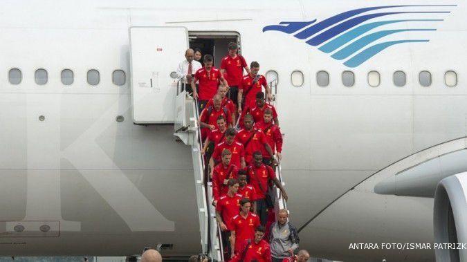 Garuda kini jadi maskapai terbaik Asia-Australia
