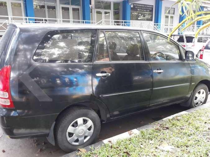 Lelang mobil dinas Kemenperin di Jakarta, Innova & Honda CRV hanya Rp 40-an juta