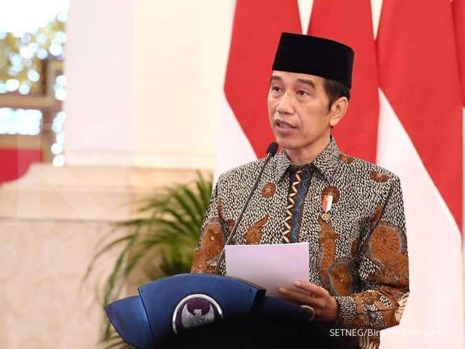 Jokowi tekankan pelaksanaan lockdown skala mikro di depan wailkota