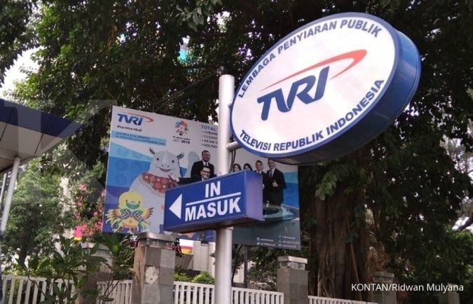 TVRI sulit imbangi persaingan bisnis industri televisi dalam negeri