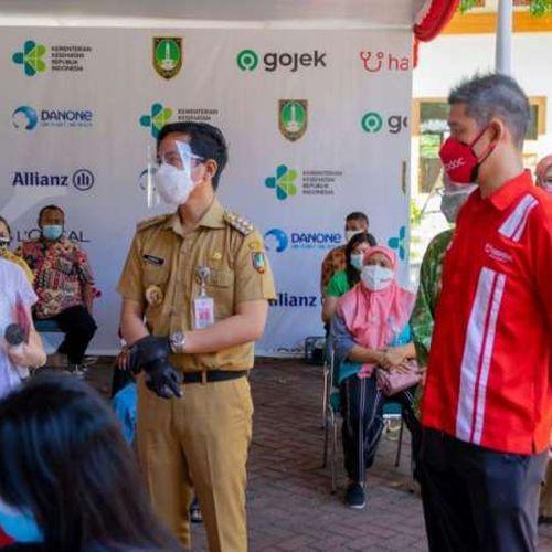Pemerintah Kota Surakarta Gandeng Halodoc dan Gojek Jalankan Vaksinasi Covid-19 untuk Seluruh Warga Kota Solo