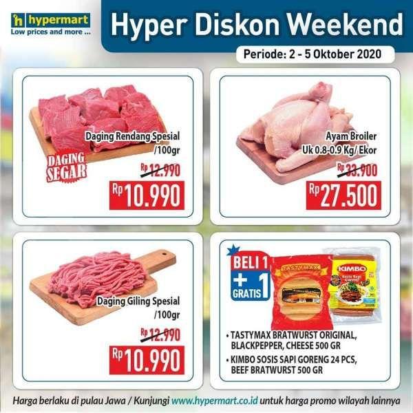 Promo JSM Hypermart 2-5 Oktober 2020