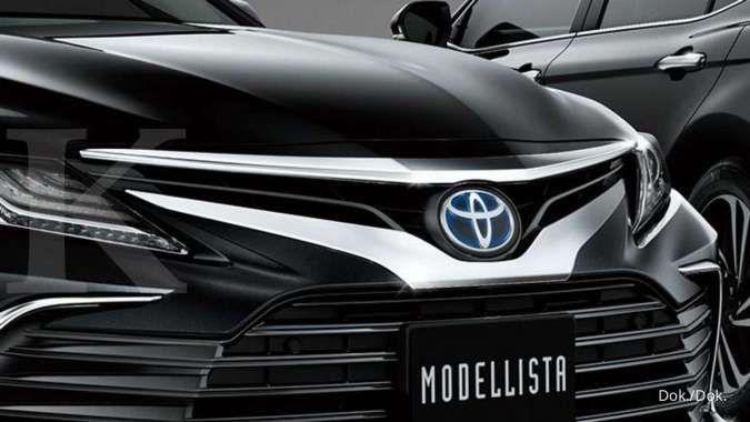 Begini penampakan Toyota Camry Modellista dan GR yang resmi mengaspal