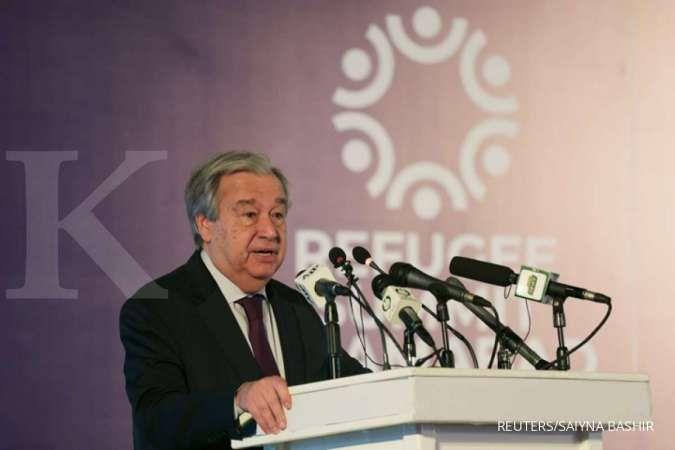 UN's Guterres calls for $35 billion more for WHO COVID-19 programme