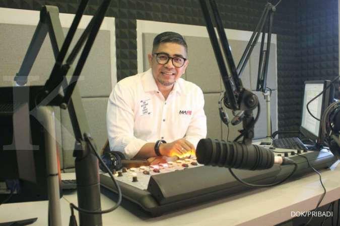 Bos Mahaka Radio Integra (MARI) angkat bicara soal PP 56/2021 soal royalti lagu