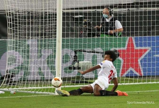 Selain Raphael Varane, Jules Kounde ditawar Manchester United dari Sevilla