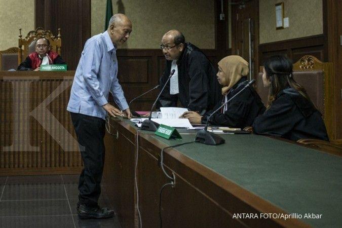 Nusa Konstruksi Enjiniring (DGIK) menerima putusan hakim terkait kasus korporasi