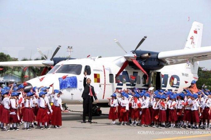 Di Balik Keberhasilan Pesawat Terbang N 219 Nurtanio Ada Proses Tahunan Yang Dilalui