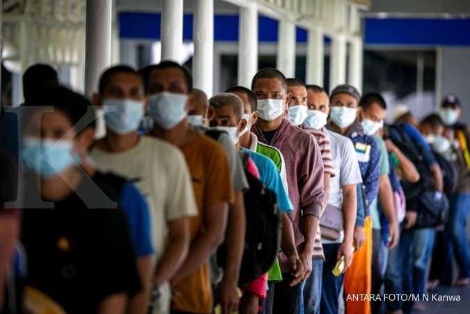 10 Negara penampung TKI terbanyak, Malaysia, Taiwan, dan Hong Kong mendominasi
