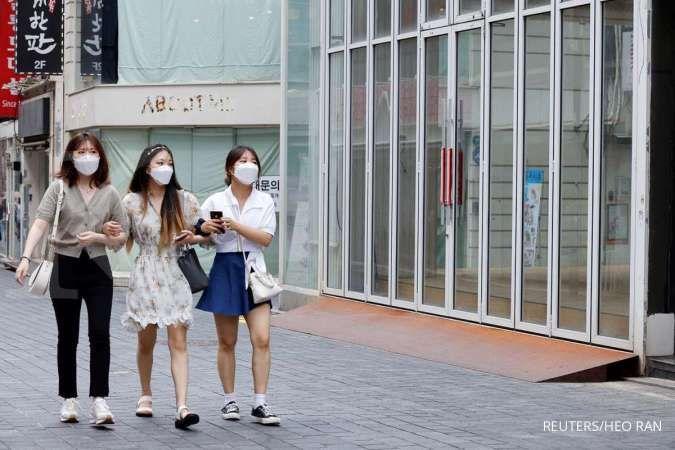 Makin waspada, Korea Selatan terapkan pembatasan level 3 di luar kawasan ibu kota