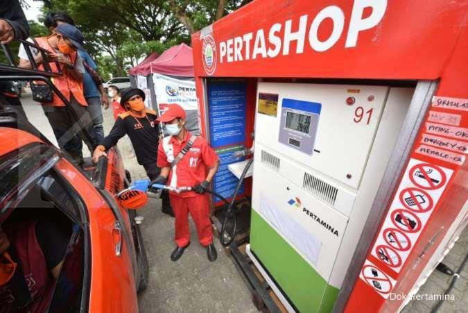 Pertamina hadirkan Pertashop untuk bantu penanganan gempa bumi di Sulawesi Barat
