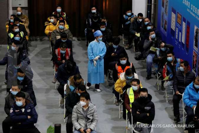 China meluncurkan paspor virus corona, pertama di dunia