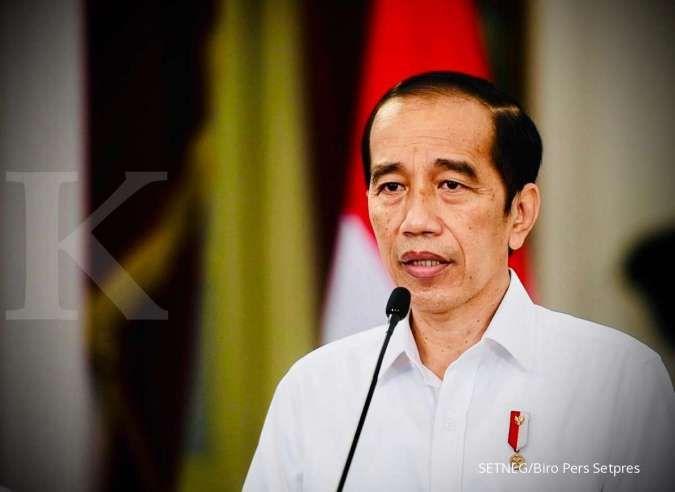 75 Pegawai KPK terancam diberhentikan, ini kata Jokowi