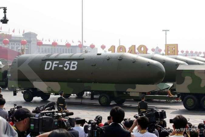 Kabar pembangunan 110 silo rudal China membuat Pentagon semakin khawatir