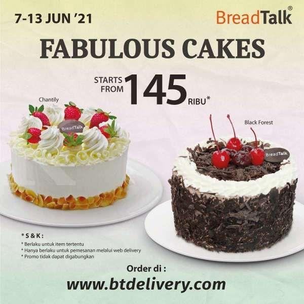 Promo BreadTalk periode 7-13 Juni 2021