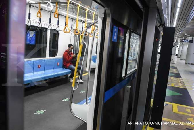 Jadwal lengkap operasional transportasi umum di wilayah Jakarta selama PSBB jilid II