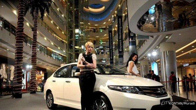 Di Jakarta, lelang mobil dinas Honda City hanya Rp 20-an juta ditutup hari ini