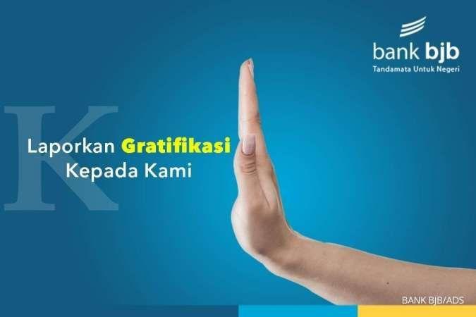 Komitmen Tolak Gratifikasi, bank bjb Tak Beri dan Terima Hadiah Lebaran