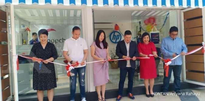 Sinar Mas Land gandeng LUCK dan HP Indonesia kembangkan digital hub