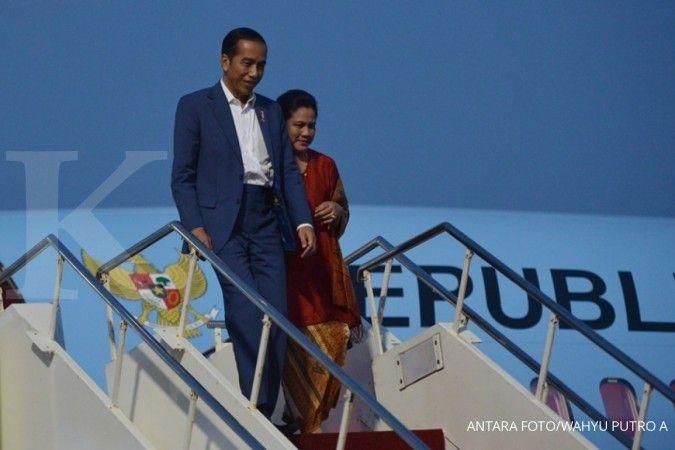 Jokowi dijadwalkan hadiri deklarasi millenial road safety festival di jembatan Ampera